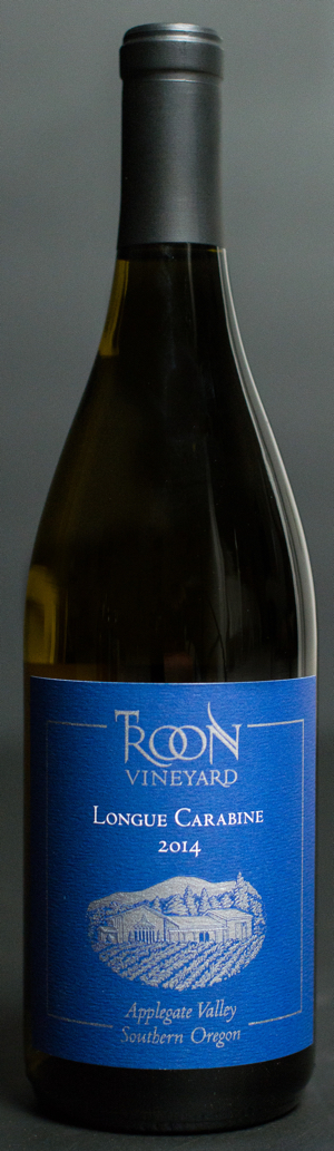 2014 Troon Blue Label Longue Carabine, Applegate Valley