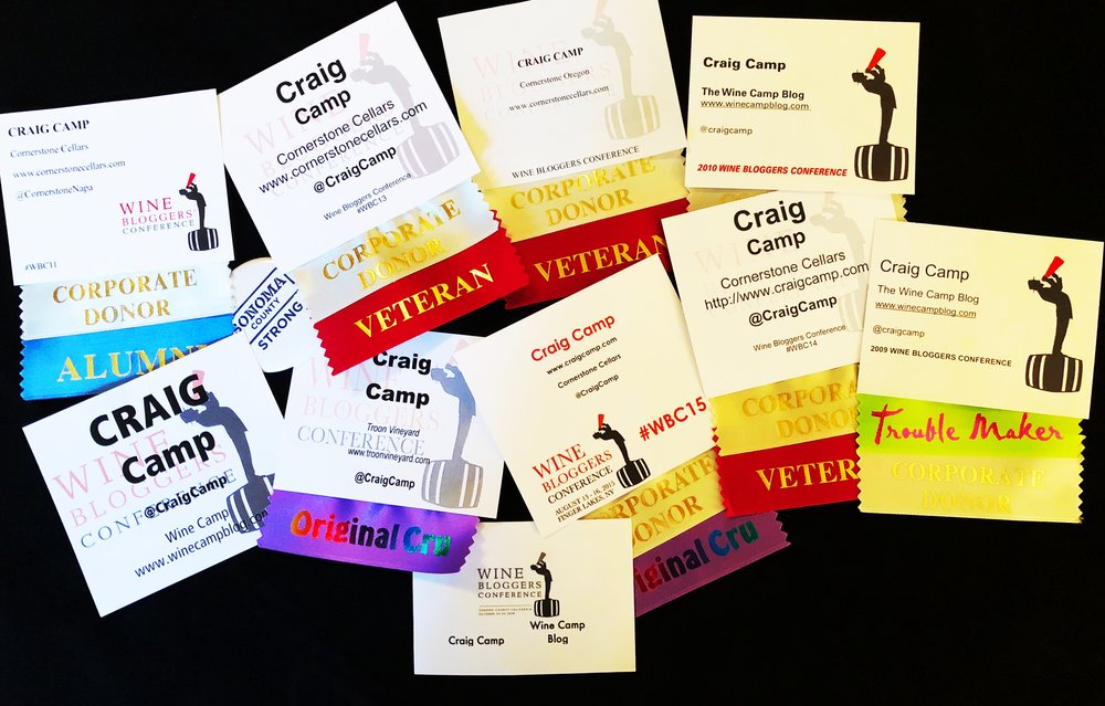 10 years of Wine Blogger Conferences