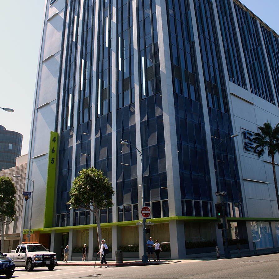 FIGURE 7. RoxSan Medical Building in Beverly Hills, CA