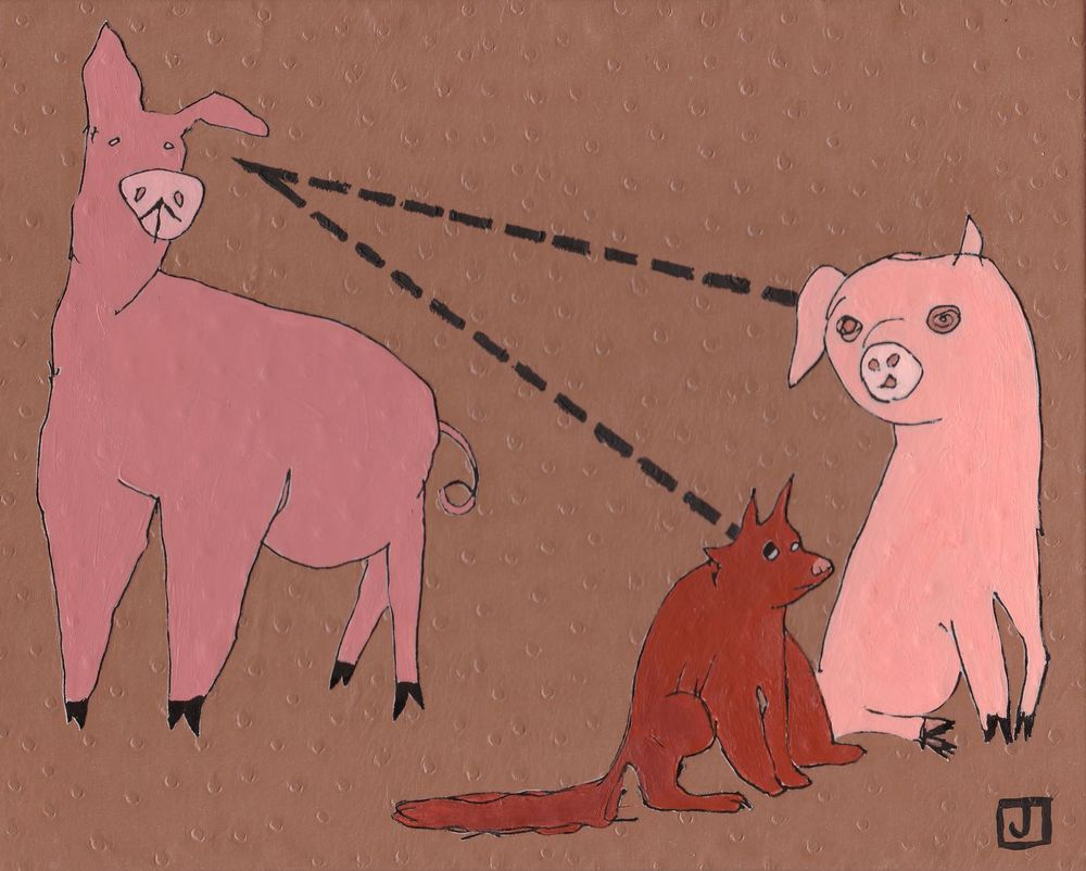 Pig vs Pig with Posse