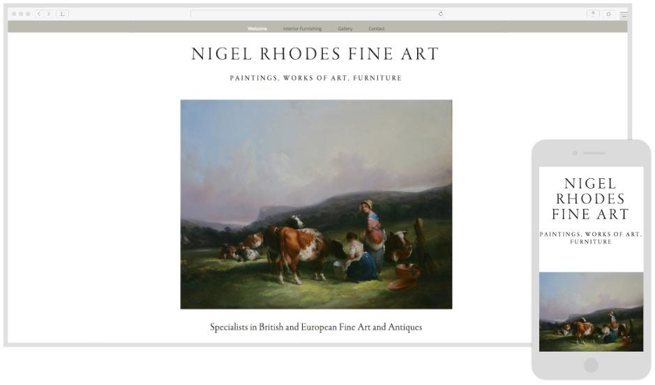 Nigel Rhodes Fine Art