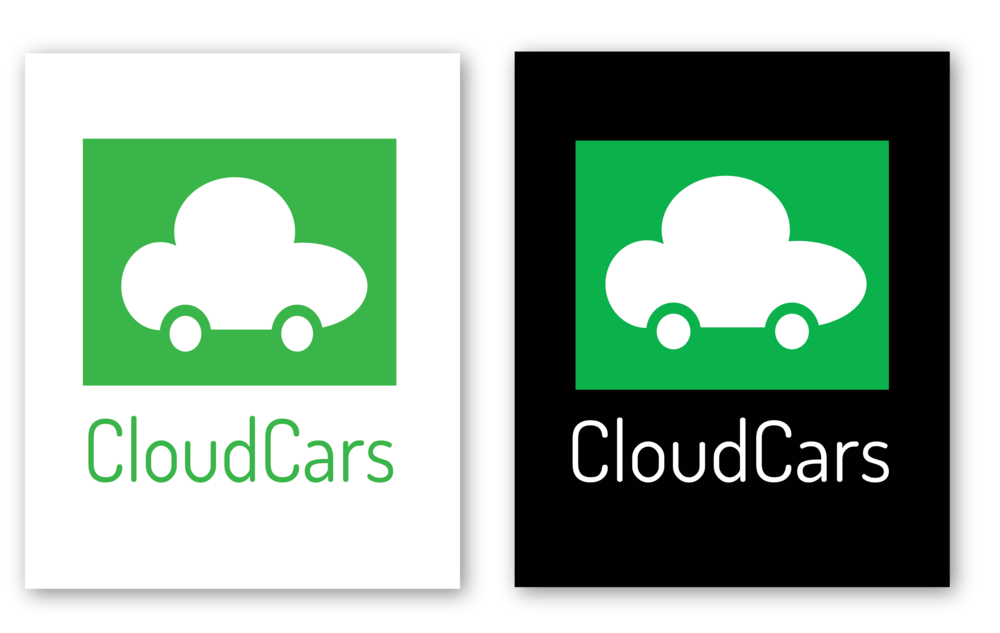 Cloud Cars Logo by Isoblue