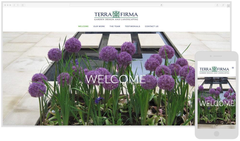 Terra Firma Garden Design & Landscaping