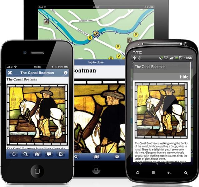 Maryhill Heritage App Demo