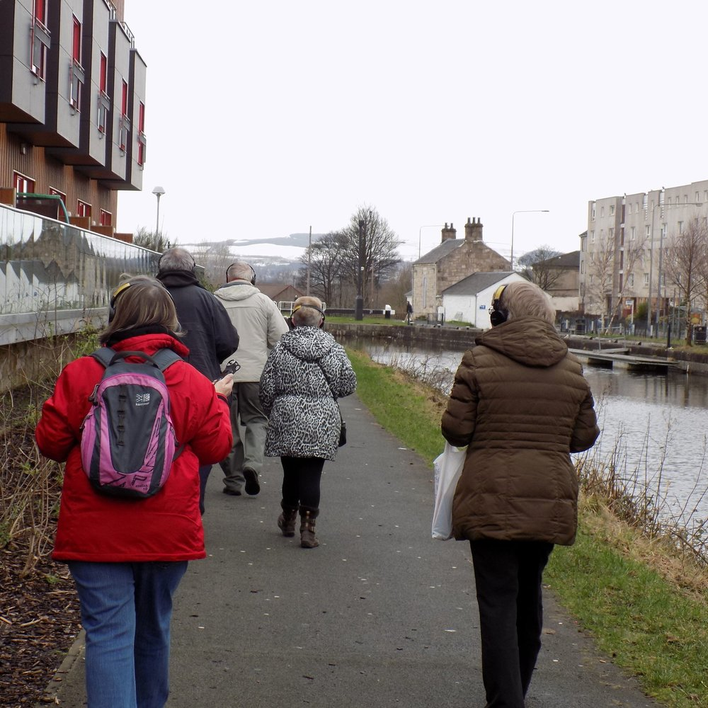 Sounds of Maryhill Walk