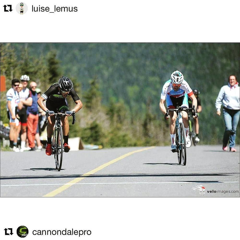 Give @luise_lemus a follow, he is a talented cyclist and thoughtful in sharing his story as a rider for @cyclingacademyteam. #Repost @luise_lemus #mexi_can MexiCAN…2nd yesterday on stage 2 #TourDeBeauce I'm happy, not because the result, but with the effort and what it means. Full recap on my FB page. 📷@veloimages http://ift.tt/21rBp4S