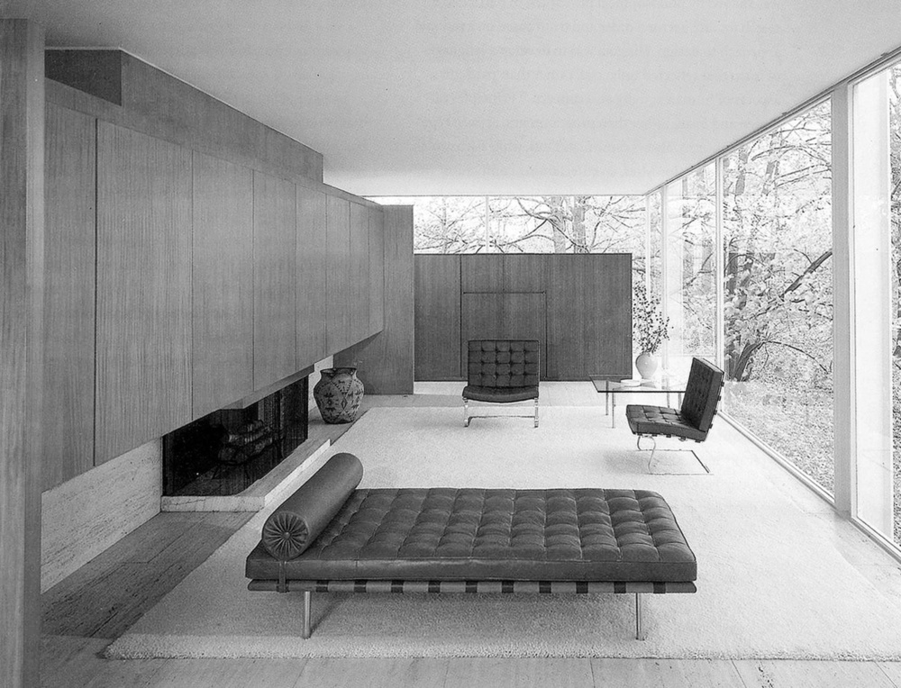 urbnite: Barcelona Chair by Mies Van der Rohe Barcelona Couch by Mies van der Rohe
