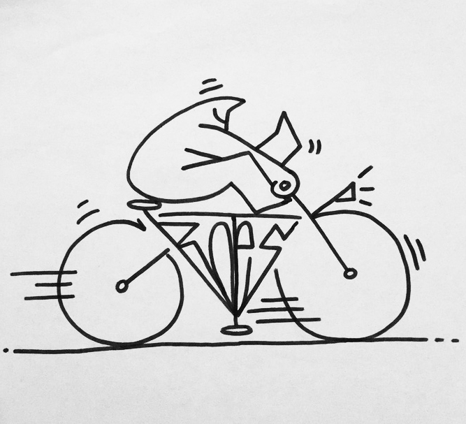 bicycleart :     groteskito