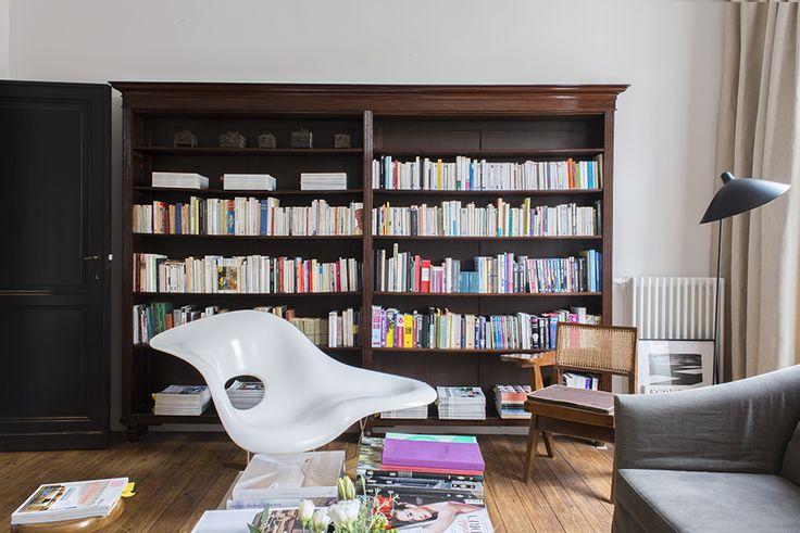 urbnite :      Eames la Chaise