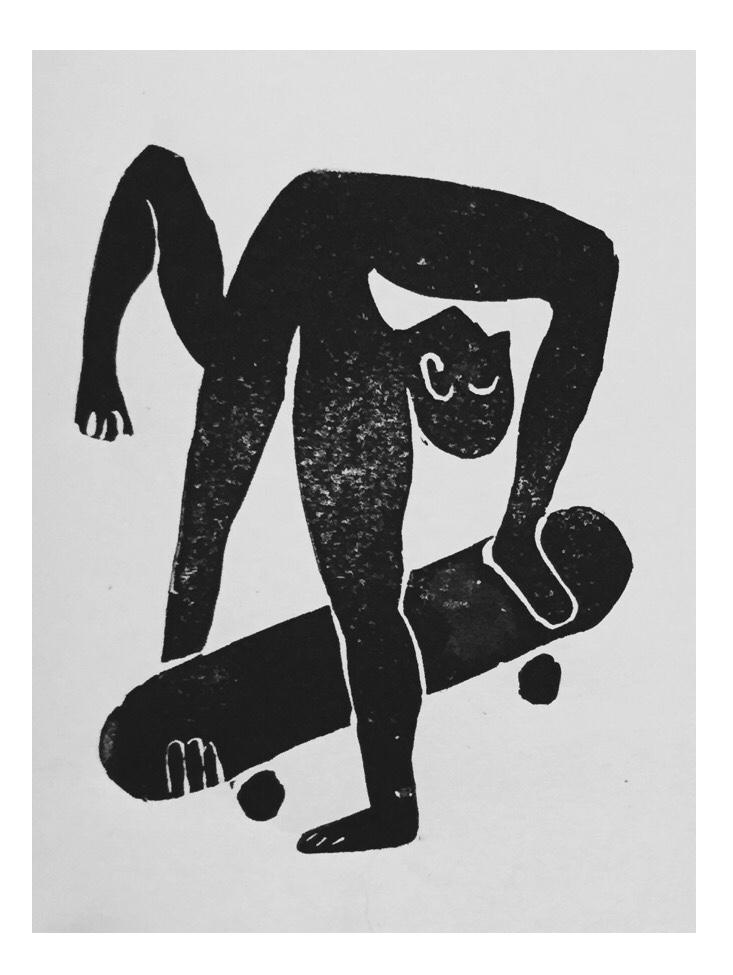 tomlecuyer :     Picasso skates
