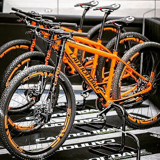 #Orange #FSi #Lefty by ridecannondale  http://ift.tt/1GB5oSh