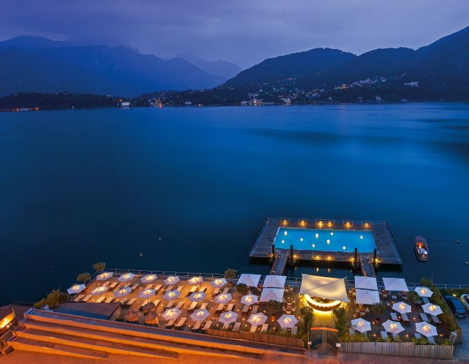 laragosta: Grand Hotel Tremezzo - Lake Como.