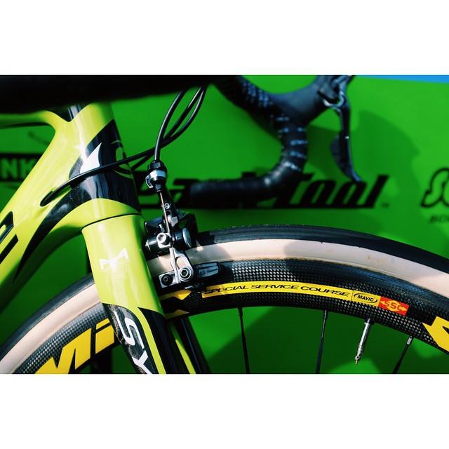 One of the last rim brake Paris Roubaixs? by demdeez http://ift.tt/1bznEOr