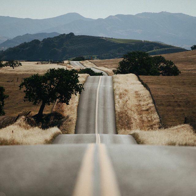 Some roads. by bokanev  http://ift.tt/1JKSD54