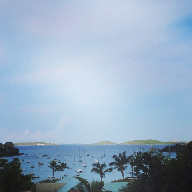 Two more weeks!   Good morning!  #mitchellvi2014 #stjohn #westinstjohn by halliemitchellphotos  http://ift.tt/11LHlNg