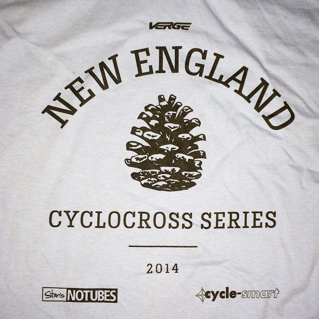 Did you pick it a #NECXS t-shirt today at #CSIcx? No? Well swing by the tent tomorrow before they're sold out! by pastryweight  http://ift.tt/1vwTKfM
