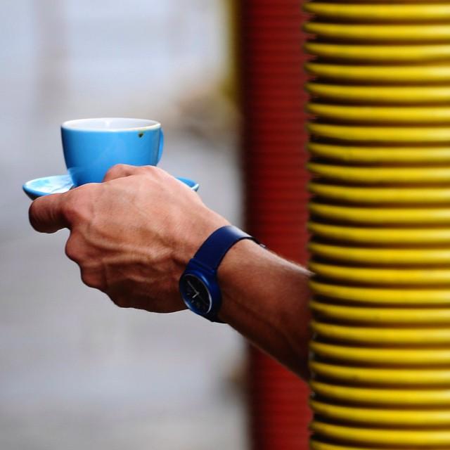 banditbloggers :      #coffee #telescope #paris #kaffee #good #stiff #stuff #staff