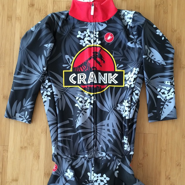 CX Suits keep rolling through our warehouse. @crankpdx by castellicycling  http://ift.tt/1uJxl2i