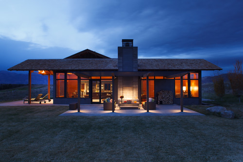 georgianadesign :     Carney Logan Burke Architects, Jackson, WY. David J Swift Photography.