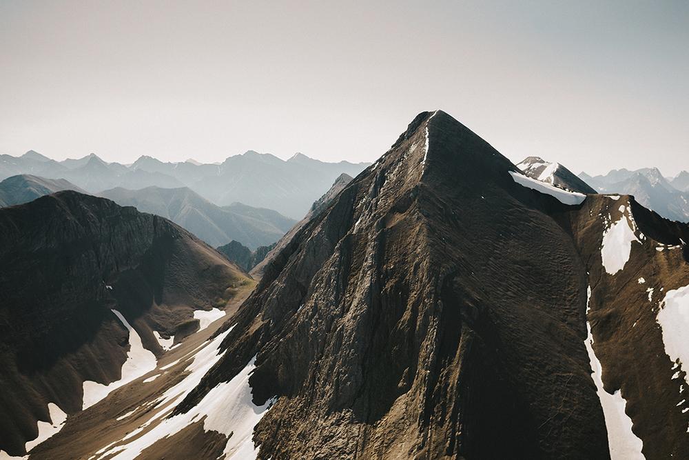 chrisamat :     Mountain High