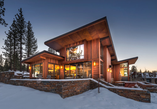 georgianadesign :     Tahoe contemporary. Ward-Young Architecture & Planning - Truckee, CA.