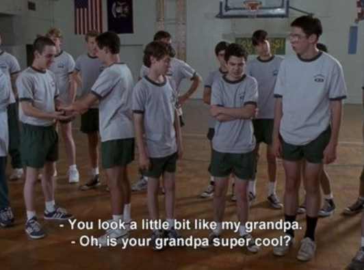 driedflowercrown :     Freaks & Geeks