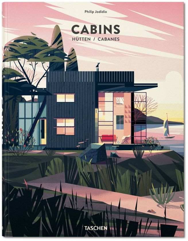 beatpie :      Stunning Modern Cabins and Hideouts in a New Book