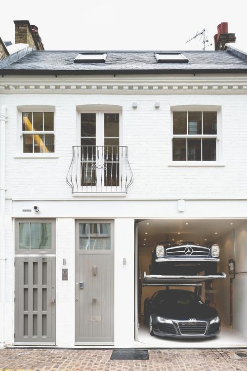 bejarj :     London mews house |  Source
