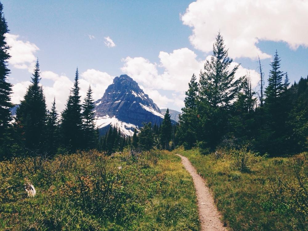 beartreadway :     Twin Falls Trail