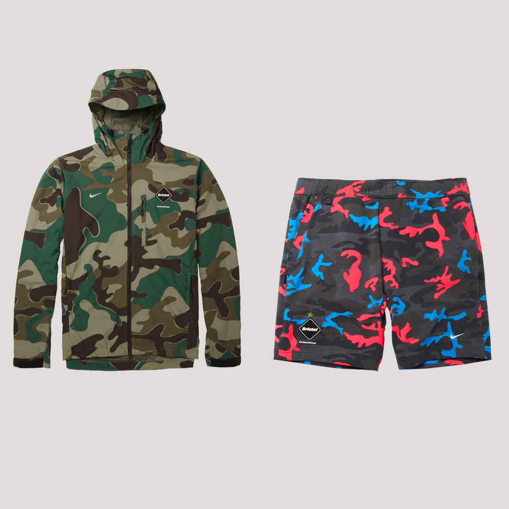 mrporter :     The Nike x Sophnet F.C. Real Bristol collection is now available at MR PORTER. Shop at:  http://mr-p.co/sw9kH9