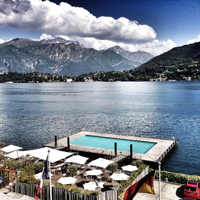 Arrived at Lake Como for a weekend of watches and classic cars courtesy of #alangesohne. by hodinkee  http://ift.tt/S0byU6