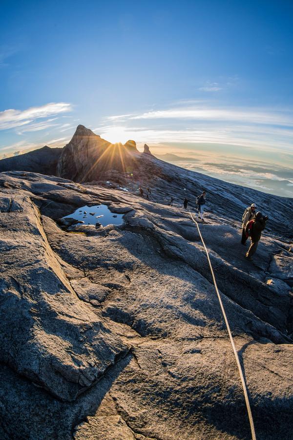 travelpotato :     Sunrise on Mt Kinabalu by CosimoMalesci (Source:  http://ift.tt/QssHoJ )