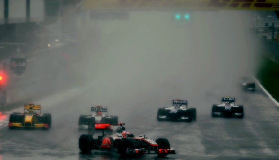 teamjensonbutton :     F1 Grand Prix of Corea 2010 - Race