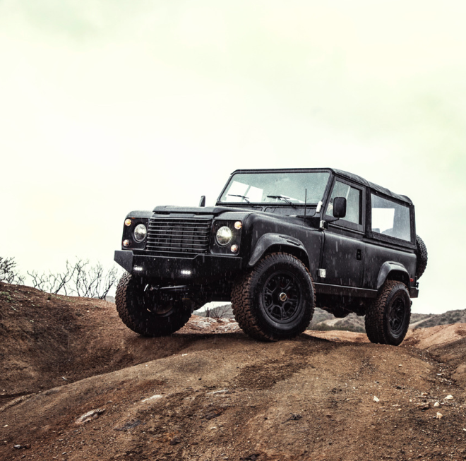 airows :       ICON Land Rover Defender 90 = THE COOLEST «Airows