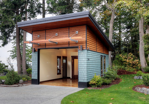 "georgianadesign :     Woodlawn ""guest room,"" Seattle. Dan Nelson, Designs Northwest Architects."