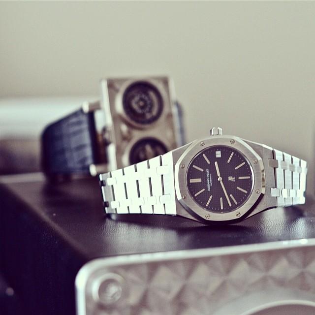@audemarspiguet X @mbandf by hodinkee  http://ift.tt/1hfPiL7