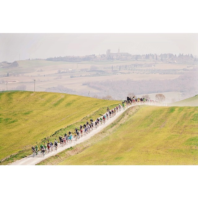 gruberimages :     Can the Strade Bianche be a Monument someday - or are those races set in stone?