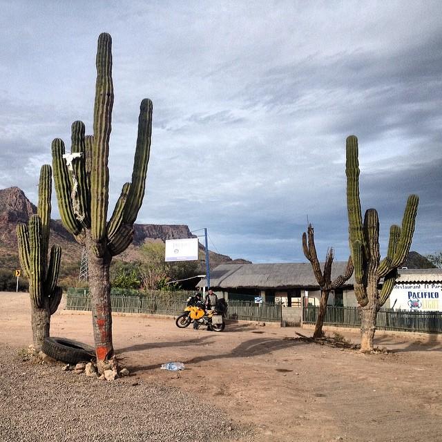 Baja Sur pit stop. by rickeygates  http://ift.tt/1c9JmaC
