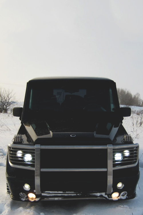 wormatronic :      G-class  |  More