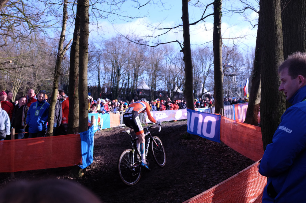 demdeez :     Cyclocross World Champs, Hoogerheide, NL.