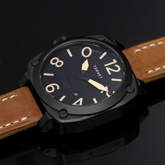 wantering :      Tsovet SVT-AT76 Watch      Digging these @tsovet watches lately.