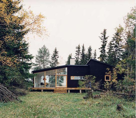 lepostitjaune :       ANNA VON SCHEWEN   Kovilan Summerhouse, Stockholm Archipelago. Sweden 1998    ©    Anna Von Schewen