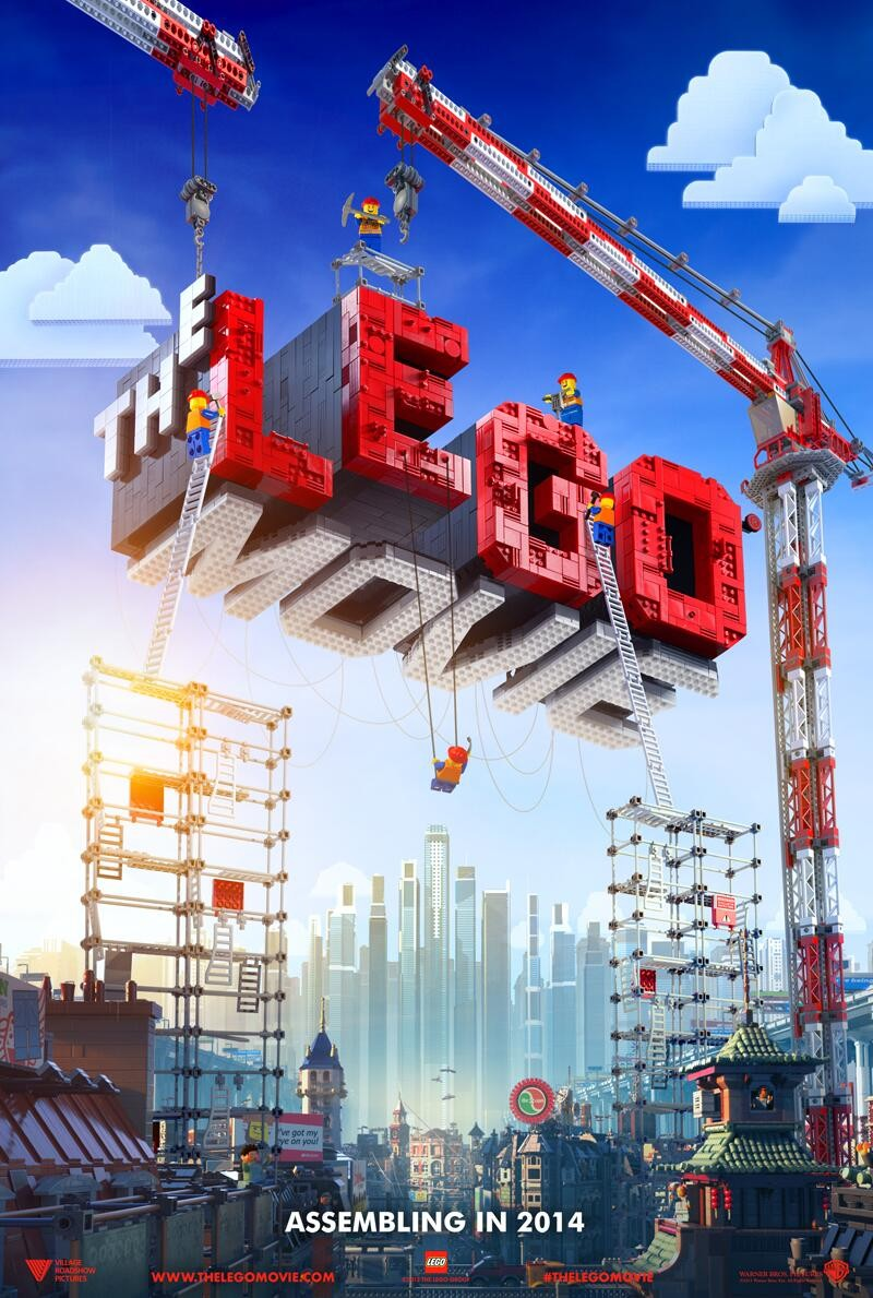 fuckyeahmovieposters :       The Lego Movie