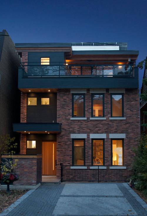 wearevanity :       LEED Canada Platinum Home - Downtown Toronto |  WAV
