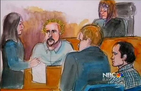 digg :     Guy Fieri's courtroom sketch is the best use of taxpayer money ever.