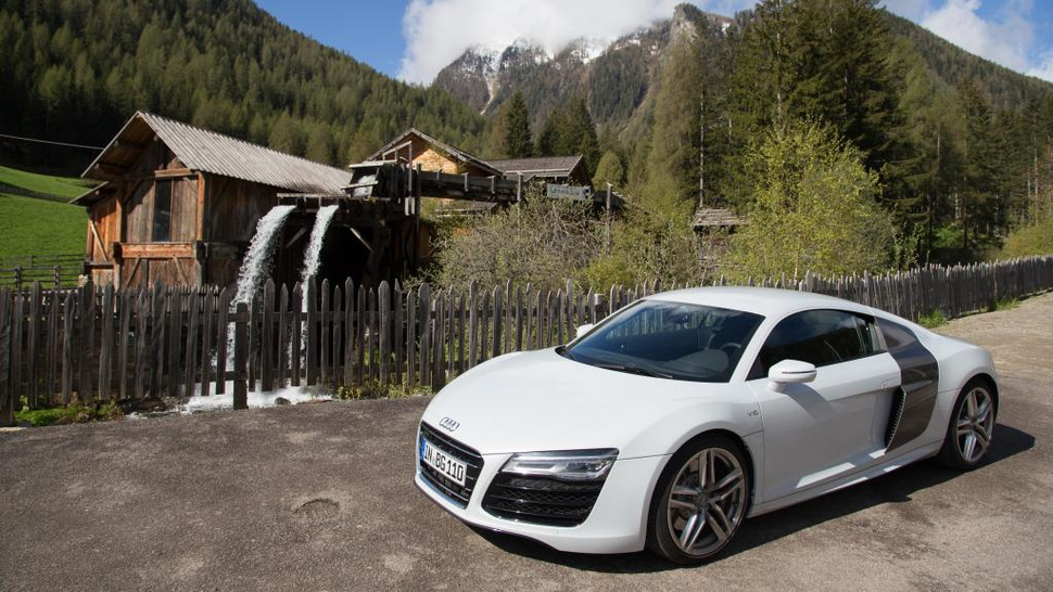 This sounds alot like my next European vacation.    (via  The Audi R8 V10 Driving Experience: The Not Jalopnik Review )