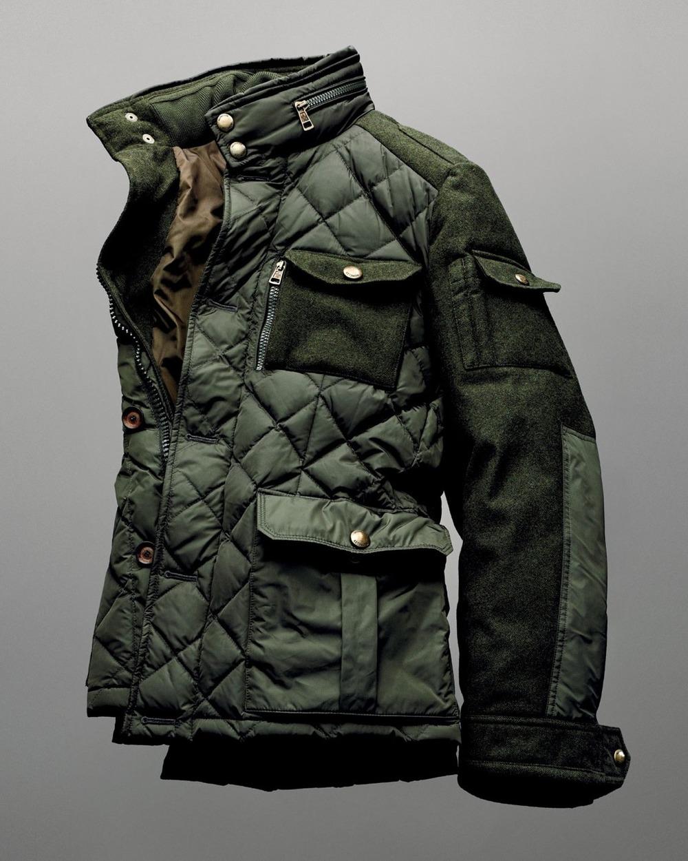 youbroketheinternet :      beyondfabric :      Moncler x Bergdorf Goodman 111th Aniversary Rodriguez Field Jacket       Nice