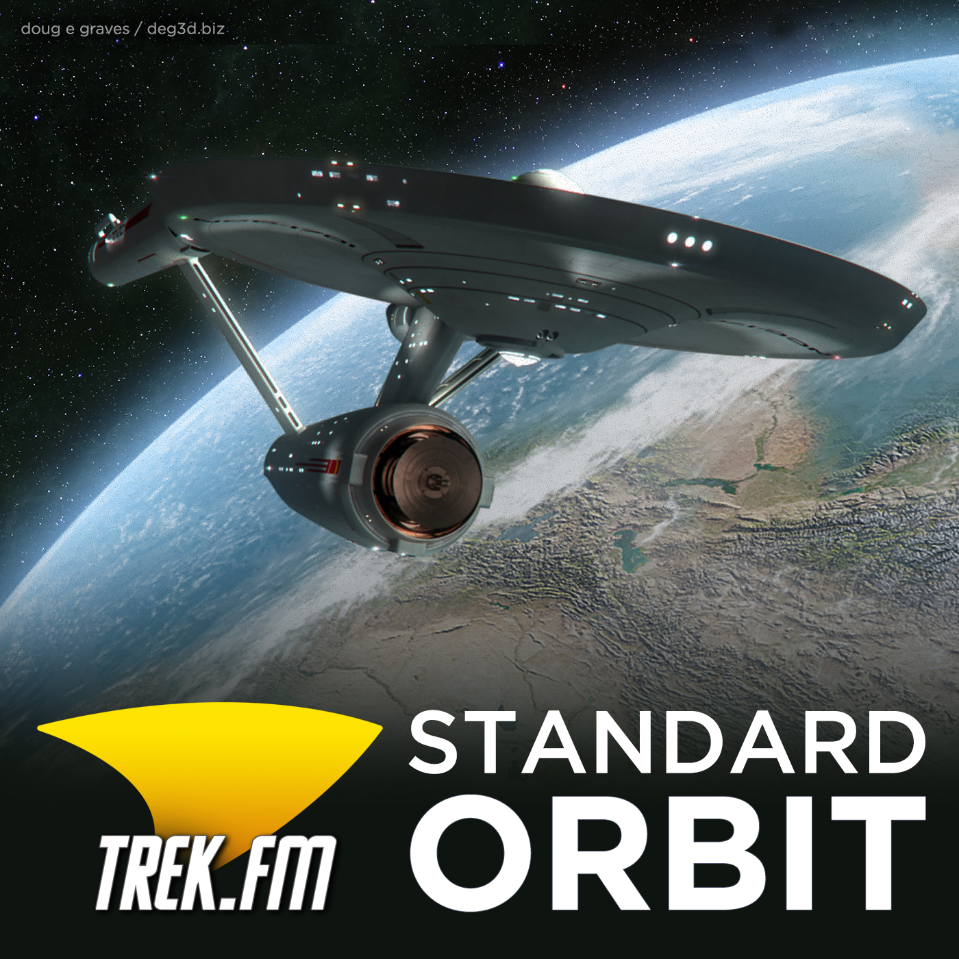 Star Trek Podcast | Standard Orbit - The Original Series | Trek.fm