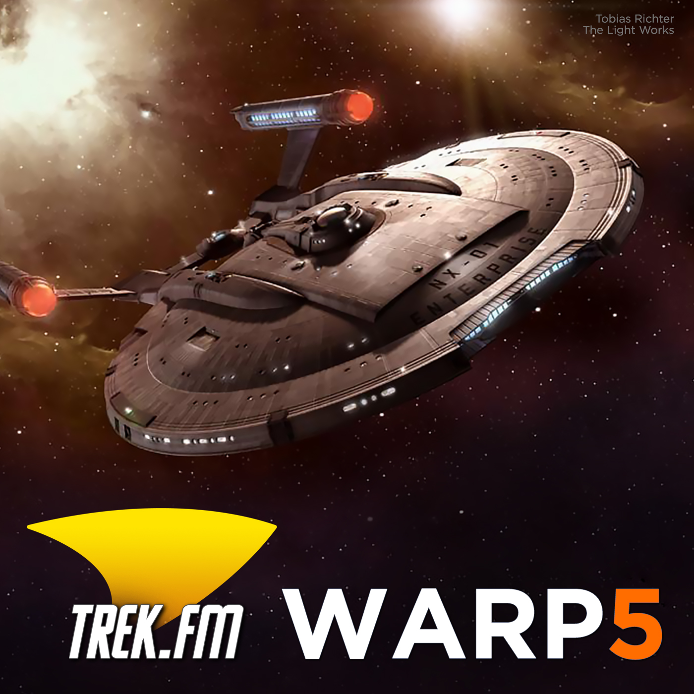Star Trek Podcast | Warp Five - Enterprise | Trek.fm