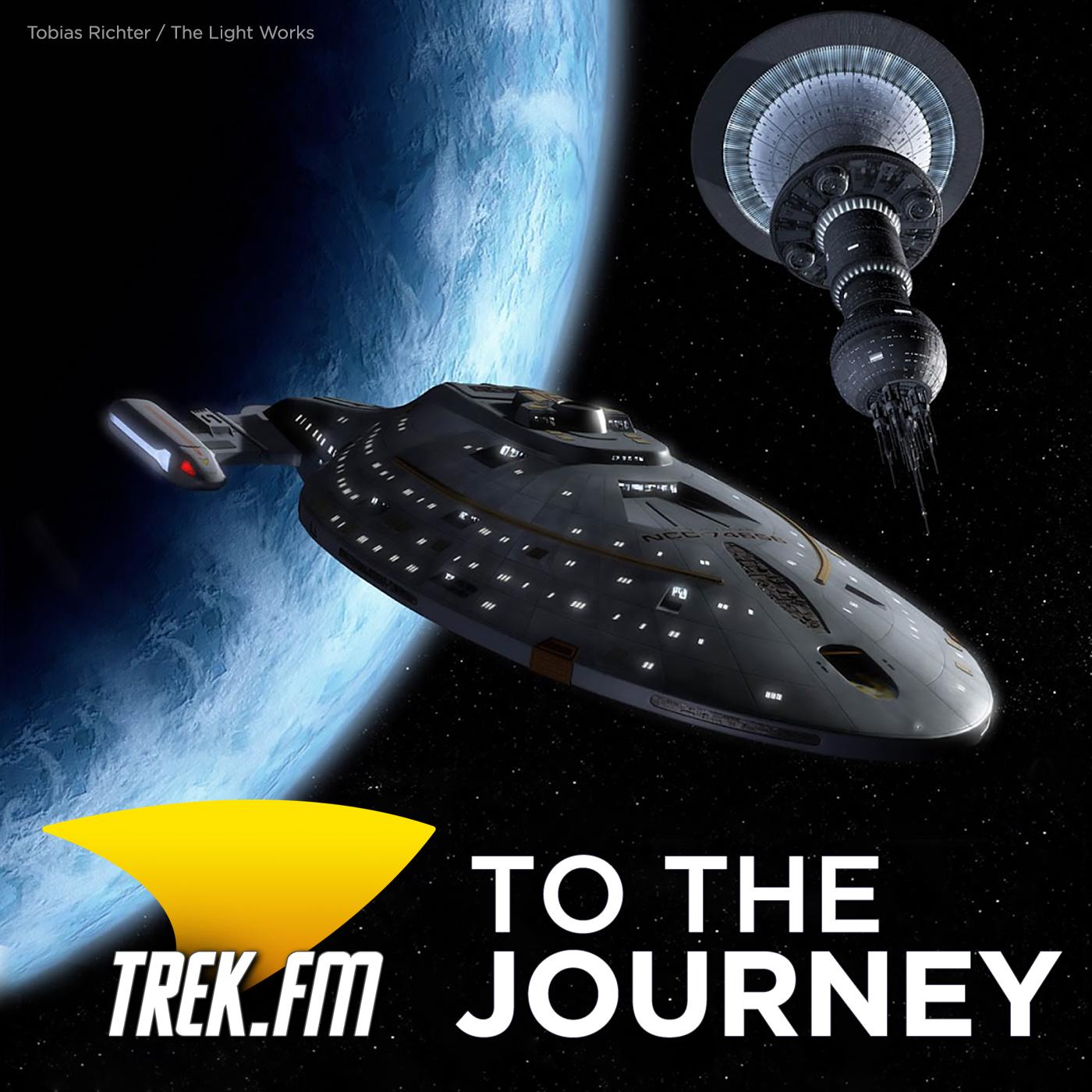 Star Trek Podcast | To The Journey - Voyager | Trek.fm